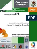 Detección y Estratificación de Factores de Riesgo Cardiovascular