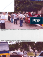 Fotos de la entrega de la Declaración de los Derechos Humanos - 1