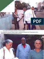 Fotos de la entrega de la Declaración de los Derechos Humanos - 2