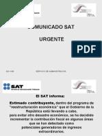 ComunicadoSAT