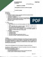 Sujets Mercatique Vpt 2007 Correction