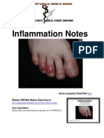 IVMS| General Pathology, Inflammation Notes