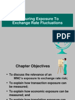 Measuring Exposure ToExchange Rate Fluctuations