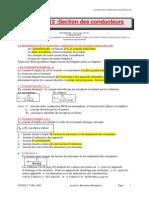 60785404 Section Des Conducteurs Prof