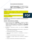 Contrato MantenimientO
