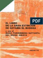 Ruy Raul a - El Libro de La Gran Extincion de Gotama El Buddha