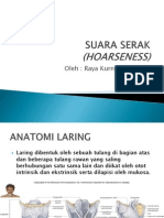SUARA SERAK Presentasi