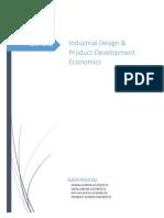 Industrial Design & Product Development Economics