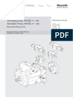 Manual de Reparo A4VG -R1