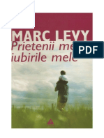 MARC LEVY Prietenii Mei Iubirile Mele