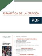 LS2-T3 Gramática de la oración