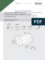 Manual de Reparo Motor A6V-R1