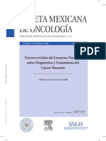Consenso Oncoloogos Colima 2008