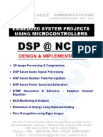 Ncct - Dsp Vlsi Matlab 2008 - 09 Complete Project List
