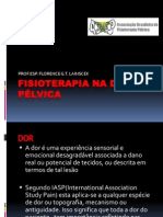 FISIOTERAPIA NA DOR PÉLVICA