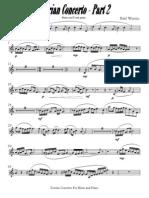 Dorian Concerto Part 2 Solo Horn