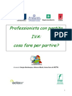 Manuale Partita Iva
