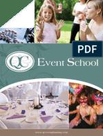 QC Event School Brochure