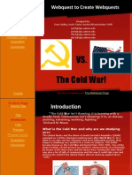 webquest-the cold war