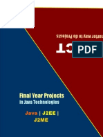 2-Java Projects Including IEEE 2009 - 10
