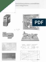 Projekt 8.0 Antriebssysteme auswählen und integrieren