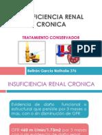 Insuficiencia renal cronica - Tratamiento Conservador