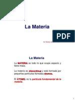 03- La Materia