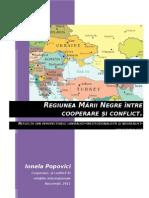 Cooperare Si Conflict in Regiunea Marii Negre