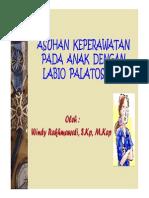 Askep Labio Palatoskizis [Compatibility Mode]