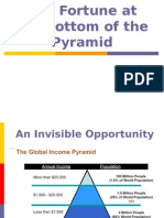 Oppurtunities at Bottom Of Pyramid