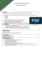 perfect square--lesson plan edited
