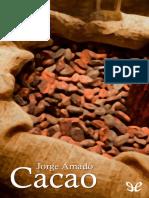 Amado, Jorge - Cacao [8880] (r1.0)
