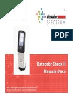 CheckII Manuale Italiano