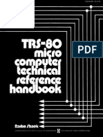 75176498 TRS 80 Micro Computer Technical Reference Handbook