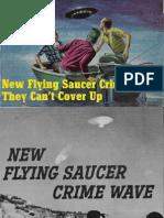 FLYING SAUCER CRIME WAVE by John A. Keel