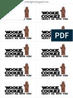 Wookie Cookie Tag