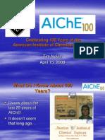 AIChE 100th Compressed