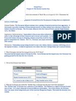 Ch. 11 World War I Test Review Answer Key