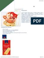 LIDL Crema Di Cheesecake Con Fragole