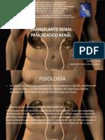 1. Trasplante Renal