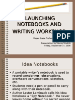 Writers Notebook