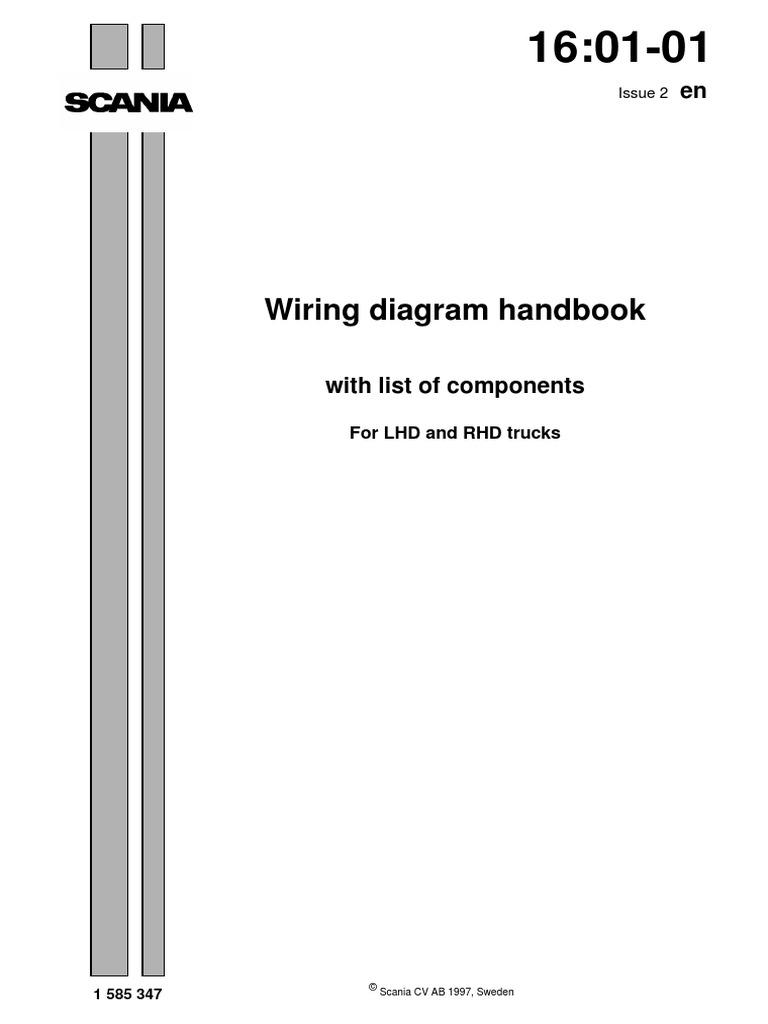 scania 113 wiring diagram residential electrical symbols u2022 rh bookmyad co 93 Chevy Truck Wiring Diagram Trailer Wiring Diagram