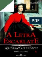 A Letra Escarlate - Nathaniel Hawthorne