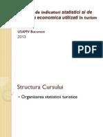 Indicatorii turismului rural utilizaţi în analiza economică_curs 5