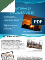 Equipo 1 - Materiales Aglomerantes