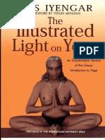 Illustrated Light on Yoga - Iyengar B.K.S.