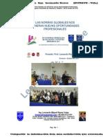 Ponencia Margarita 2013 - Lenardo Reyes Volpe - Las Normas Generan Nuevas Oportunidades