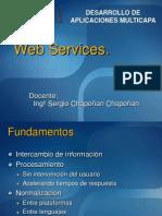 Web Services_Desarrollo de Aplicaciones Multicapa