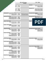 United Power 2013 Tariffs