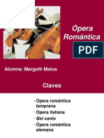 La Opera Romantica